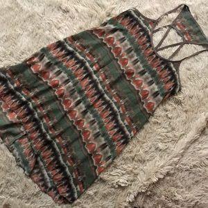 🚨 5/$25.....Patterned Shift Dress